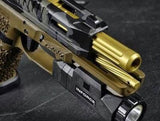 Guns Modify Stainless Steel Recoil Guide Rod For TM/WE/VFC G Series 17 - Gold