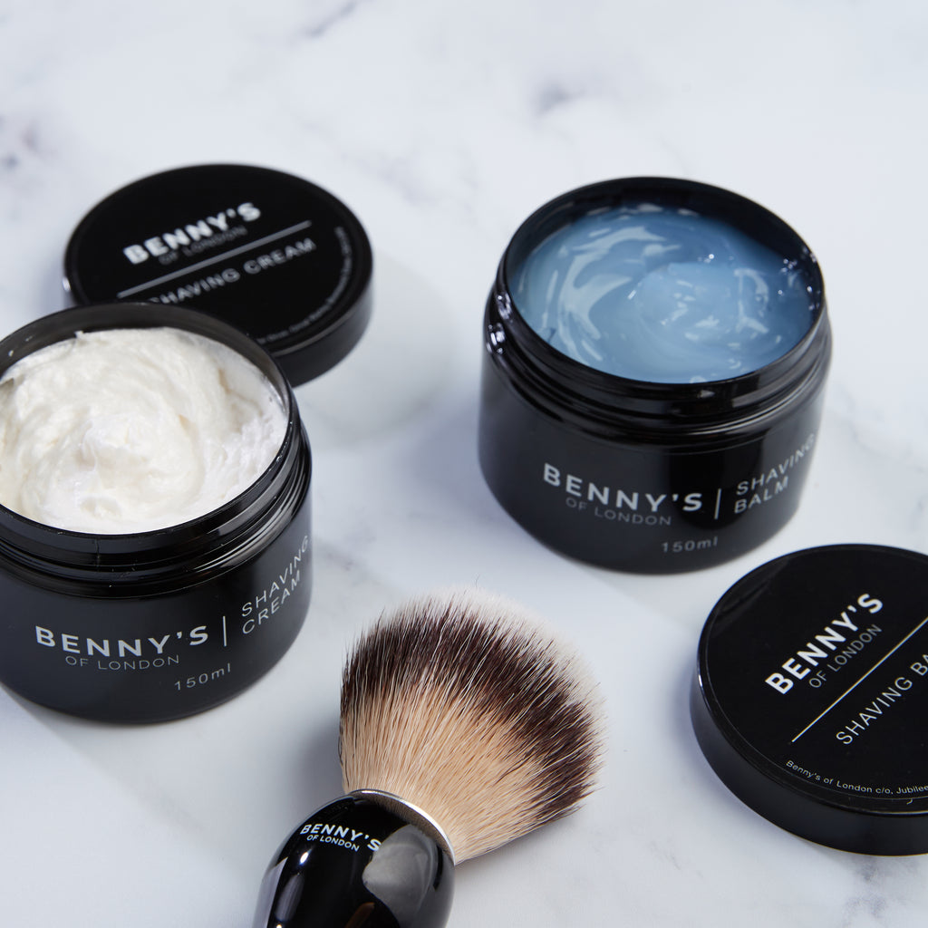 SHAVING BALM - Benny's of London - bennys of london