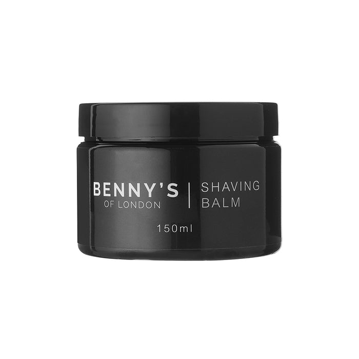 SHAVING BALM - Benny's of London - Pomegranate Noir Shaving Balm - 150ml - bennys of london