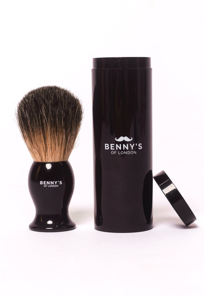 Badger Shaving Brush - Benny's of London - bennys of london