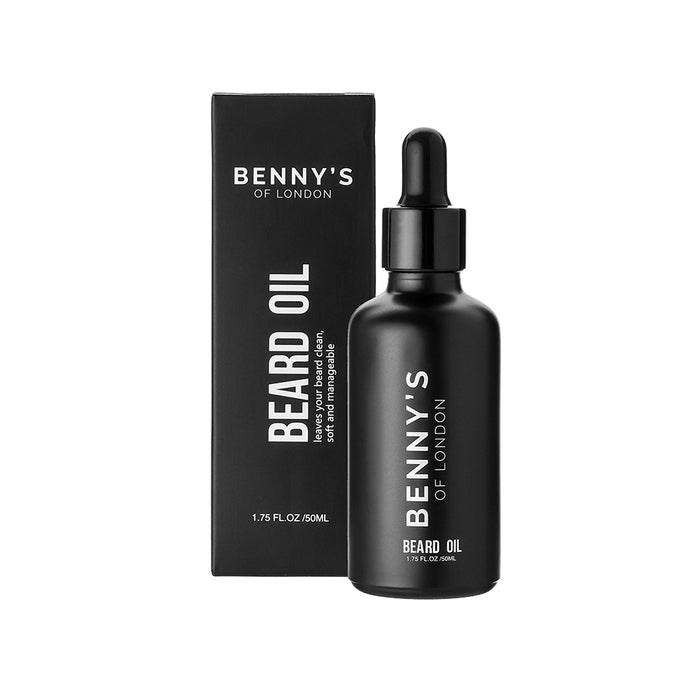 BEARD OIL - Benny's of London - bennys of london