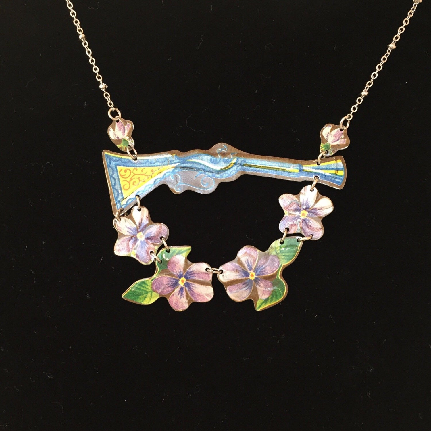 Western jewelry - statement necklace