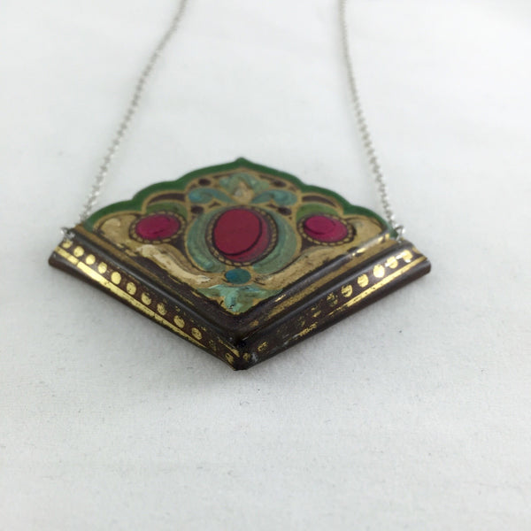 Handmade gift ideas- one of a kind necklace