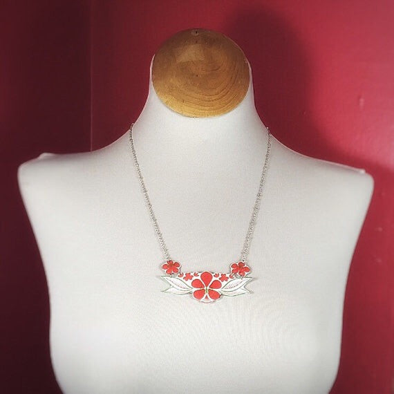 Christmas gift ideas- Vintage handmade accessories