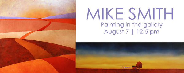 Mike Smith Artist Weekend