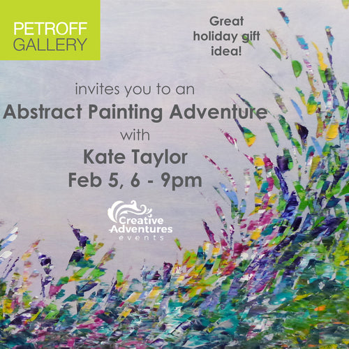 Abstract Painting Adventure