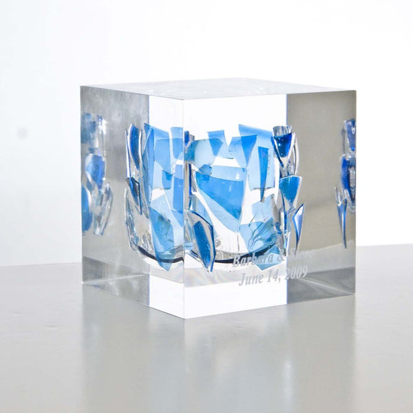 Small Wedding Cube