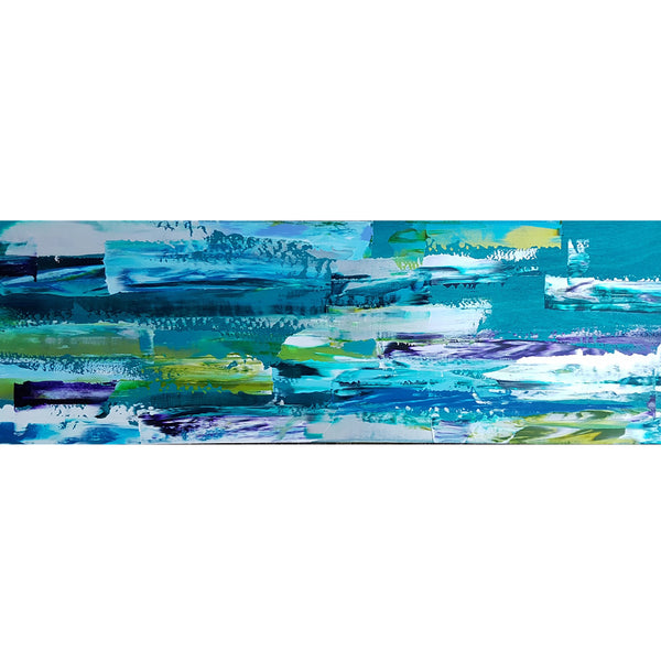 Kate Taylor - Ocean Breeze 12 x 36