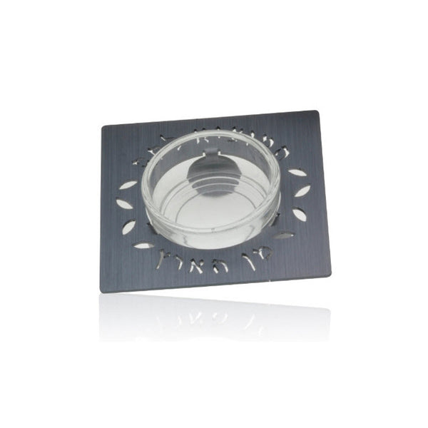 Adi Sidler - Square Salt Water Dish Grey