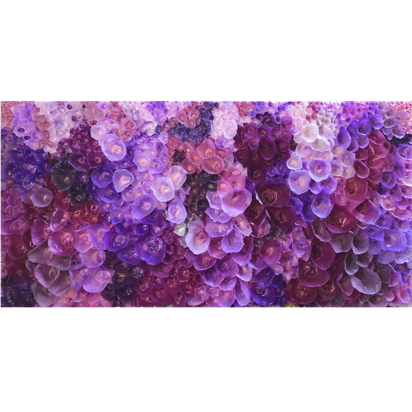 Annette Blady - Purple 30 x 60