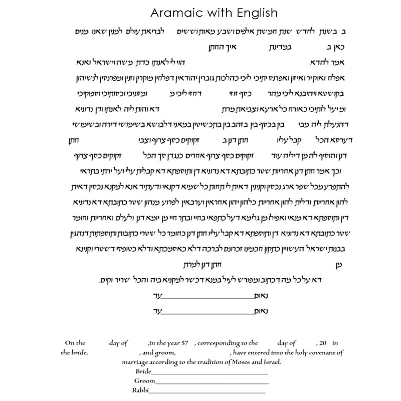 Chris Cozen - Aramaic with English Text