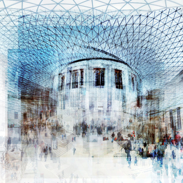 Chris Albert - The british museum 33 x 33