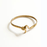Michelle Ross - Chloe Hammered bracelet