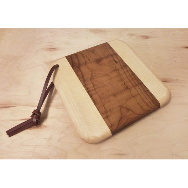 Debra Braun - Sm Roasted Maple Board