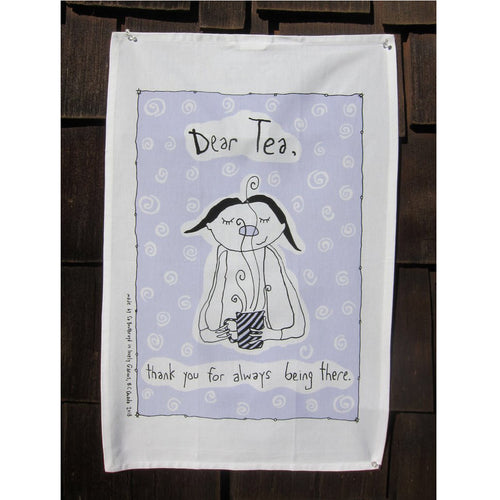 Sa Boothroyd - Dear Tea Teatowel