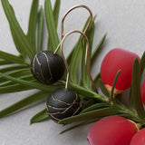 Gill Birol - Berries Earrings