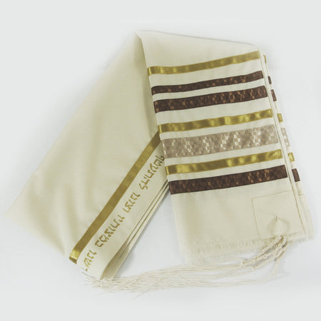 Bright Stripes Tallit