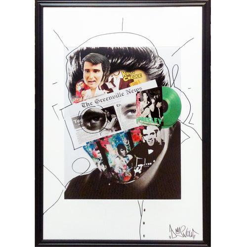 "Diogo Neves -  Elvis 36"" x 26"""