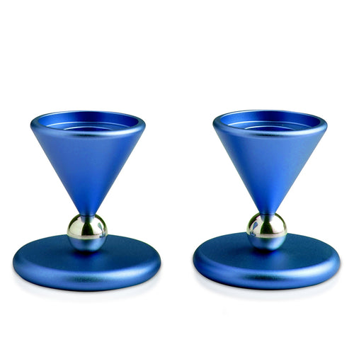 Dabbah Judaica - Mini Candlesticks