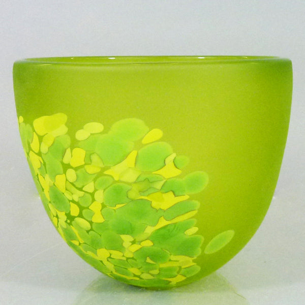 Alexi & Mariel Hunter - Lime Frit Bowl