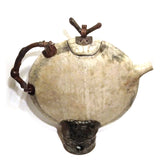 Richard & Susan Surette- Full Moon Teapot sculpture