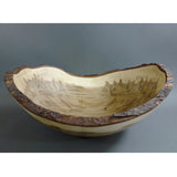 Gary Matthews - Bark Edge Bowl