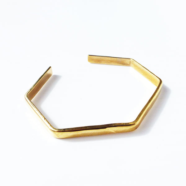 Michelle Ross - Clara Hexagon Bracelet