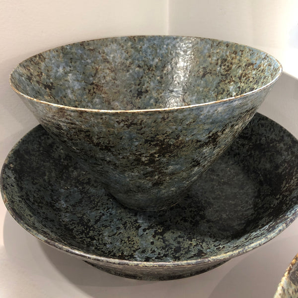 Makiko Hicher - Tall Bowl