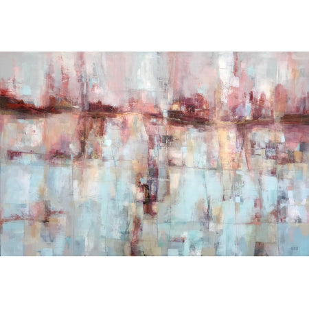 "In Flight 52"" x 52"""