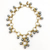 Michelle Ross - Liliam Dark Pearl Necklace