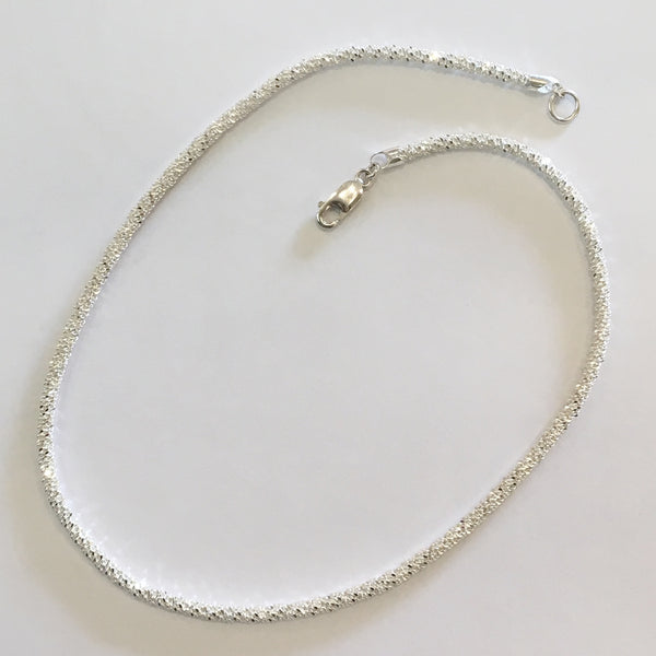 Lisa Ridout - Sparkly Rope Chain