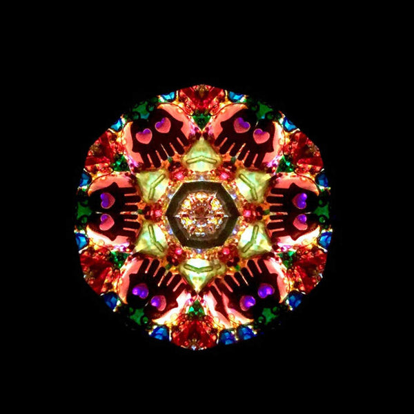 Roy Cohen - Star of David Kaleidoscope