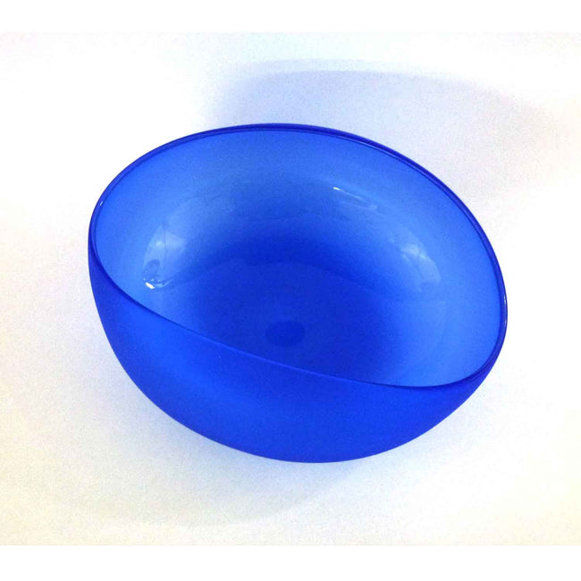 Jeff Goodman Studio - Cerulean Blue Topography Bowl
