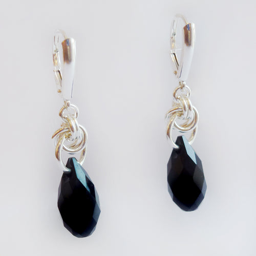 Lisa Ridout - Elizabeth Earrings