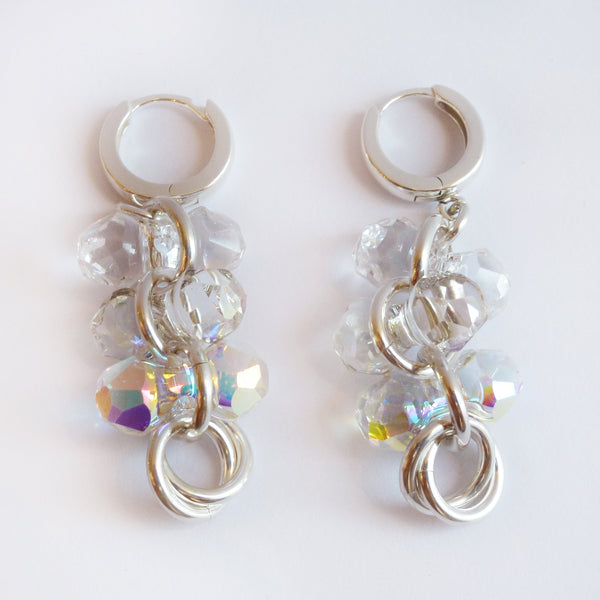 Lisa Ridout - Cascade Earrings