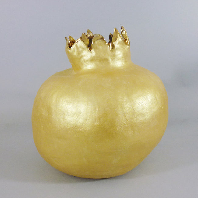 Marla Buck - Gold Pomegranate