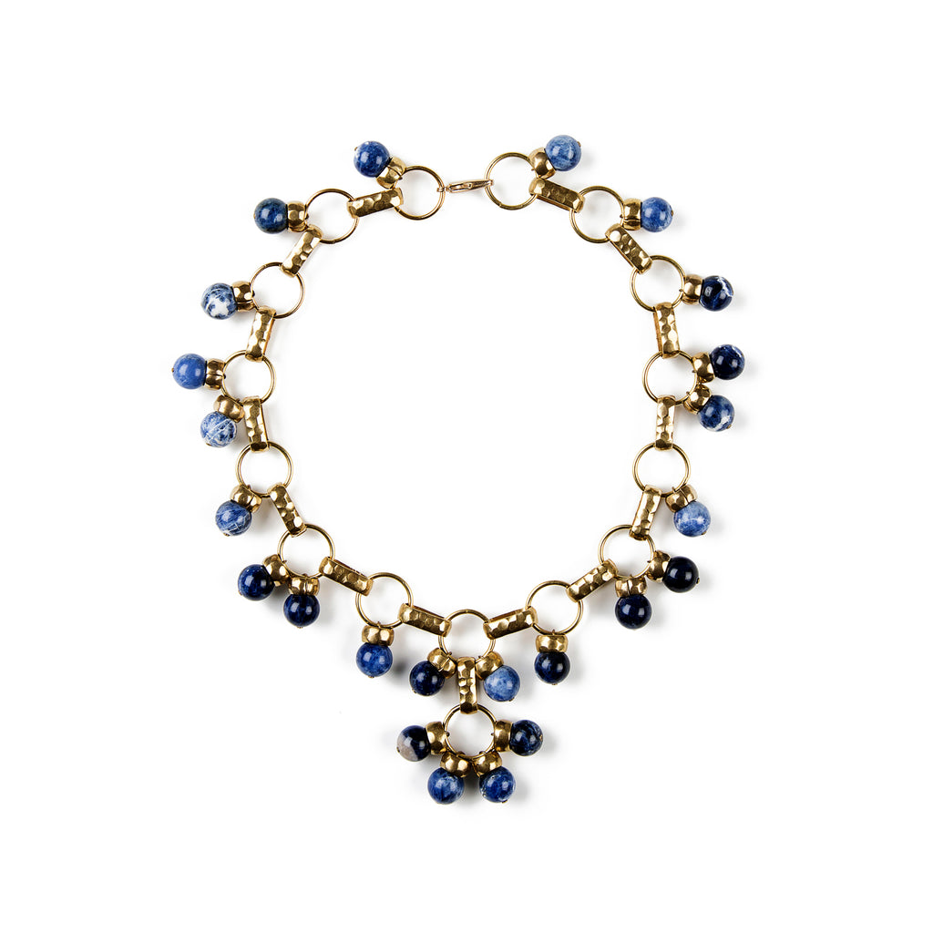 sodalite general necklace rubymint products