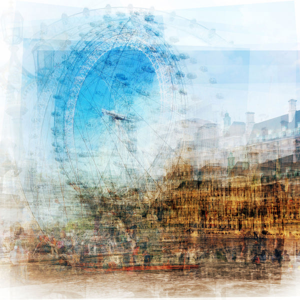 Chris Albert - Eye of London
