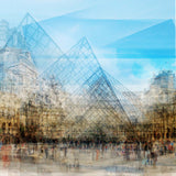 Chris Albert-Louvre Pyramid