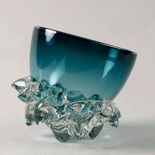 "Andrew Madvin - 7"" Thorn Vessel Steel Blue"