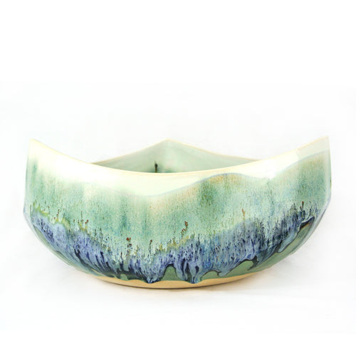 Michelle Mendlowitz - Medium Triangle Bowl