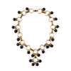 Michelle Ross - liliam smoke Necklace