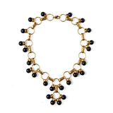 Liliam Onyx Necklace
