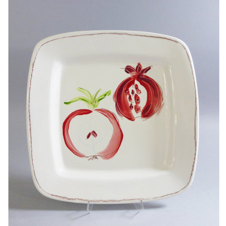 Pomegranate Salad Server Set