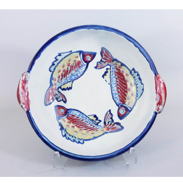 Scott Barnim - Bowl with Handles