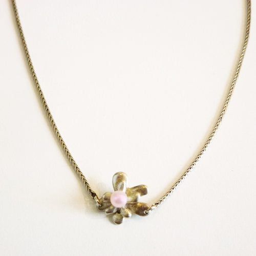 Hyewon Jang - Pearl Flower Necklace