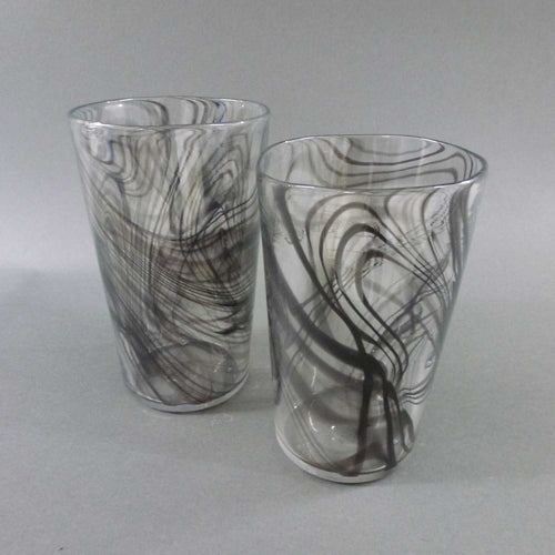 Tobias Moriarty - Water Glasses Black