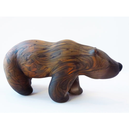 Ed Colberg - Coffee Swirl Bear
