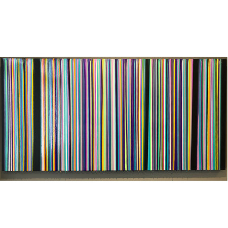"Colourful Perception 30"" x 60"""