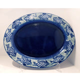 Scott Barnim - Large Oval Platter
